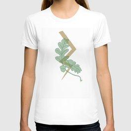 Oak and Lighting Bolt T-shirt