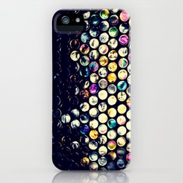 scandal texture iPhone Case