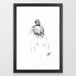 Ava Framed Art Print