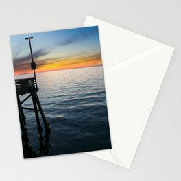 Newport Pier Stationery Cards