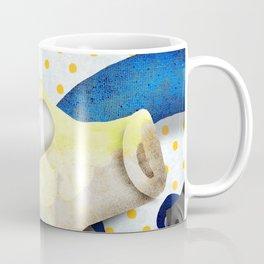 Bahamas swimming pigs surfing waves Coffee Mug