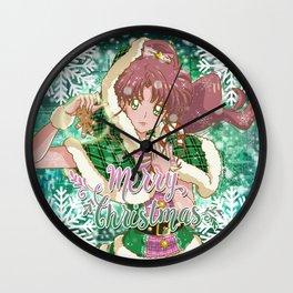 Merry Xmas Makoto! Wall Clock