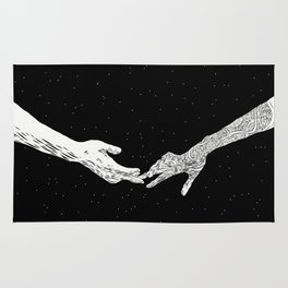 Reach and never Let go Rug