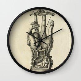 Magic Hand Wall Clock