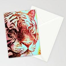 Sunset Tiger Stationery Cards