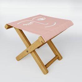 Wink / Pink Folding Stool