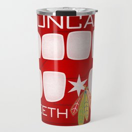 Duncan Teeth Travel Mug