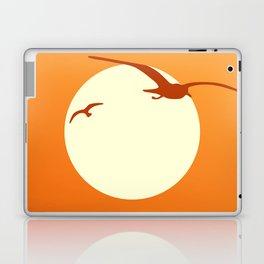 Seagull Sunset Laptop & iPad Skin