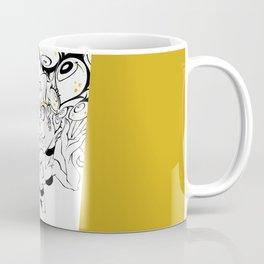 Inktober : Big Coffee Mug