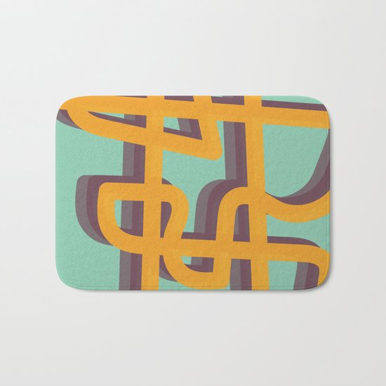 Trails Bath Mat