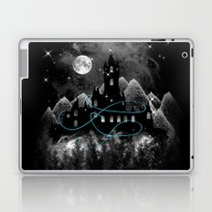 The Hidden Kingdom Laptop & iPad Skin