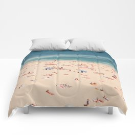 Beach days Comforters