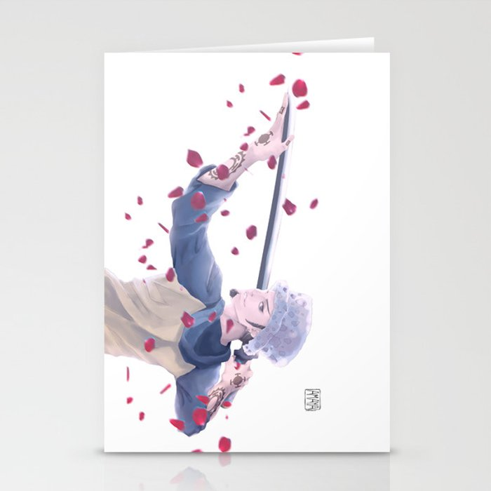 fan art  Stationery Cards