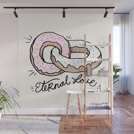 ETERNAL LOVE Wall Mural