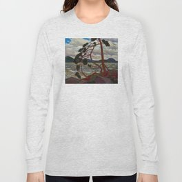 Tom Thomson - The West Wind Long Sleeve T-shirt