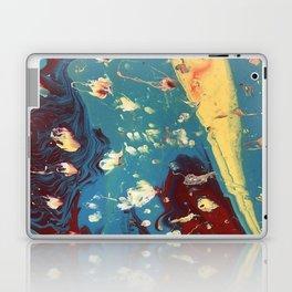 Galactic Rose Laptop & iPad Skin