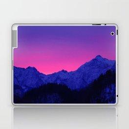 Dawn in Mountains Laptop & iPad Skin