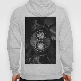 Coffees (Black and White) Hoody