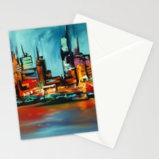 City Scapes Stationery Cards