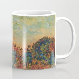 Flowers of Provence Coffee Mug