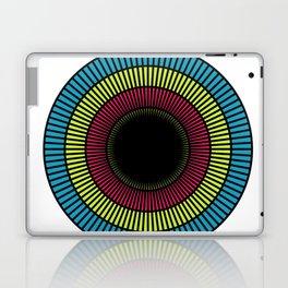 Colorful illusions Laptop & iPad Skin