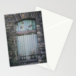 Old Blue Door II Stationery Cards