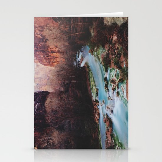 Havasu Canyon Creek Stationery Cards