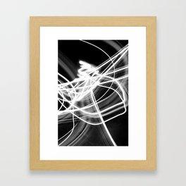 Electromagnetic Energy Framed Art Print