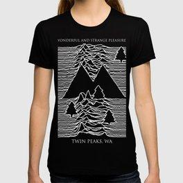 Wonderful and Strange Pleasures T-shirt