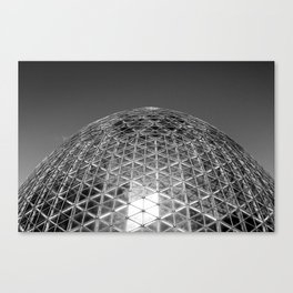 The Domes Canvas Print