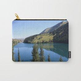 Kolsai Lake, Kazakhstan Carry-All Pouch