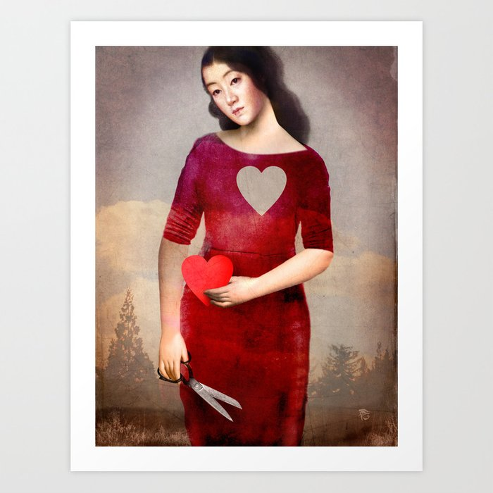 Discover the motif FOR YOU by Christian Schloe as a print at TOPPOSTER