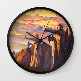 Lord of the Ring_s Wall Clock