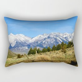 Absaroka beauty Rectangular Pillow