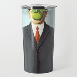 The Apple man Travel Mug