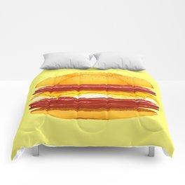 Pork Roll, Egg, & Cheese Comforters