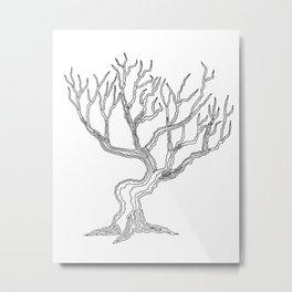 Tree 03 Metal Print