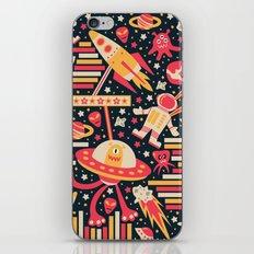 Alien Patterns iPhone & iPod Skin