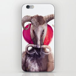 The Wilder iPhone Skin