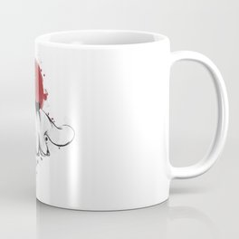 Avatar The Last Airbender - sumie-e Coffee Mug