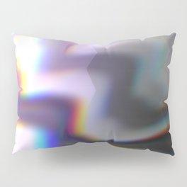 HoloGlitch Pillow Sham