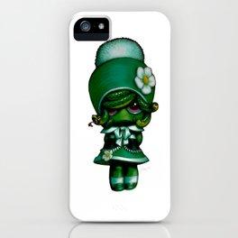 Lil' Medusa iPhone Case