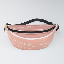 Abstract landscape I Fanny Pack