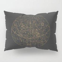 Visible Heavens - Dark Pillow Sham