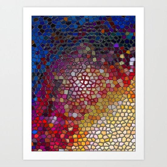 :: Super Nova :: Art Print