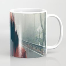 Face into the Abyss Mug