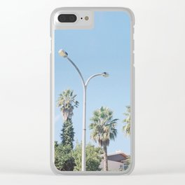A Family of Trees Clear iPhone Case