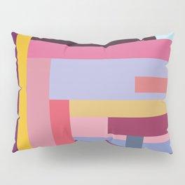 Color rods Pillow Sham