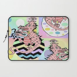 Easter Eggs Gone Very, Very Wrong Laptop Sleeve