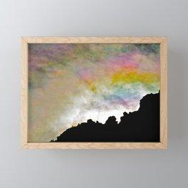 Smiling Sunrise Framed Mini Art Print